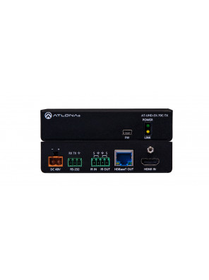 Atlona AT-UHD-EX-70C-TX 4K/UHD HDMI Over HDBaseT Transmitter w/Control and PoE