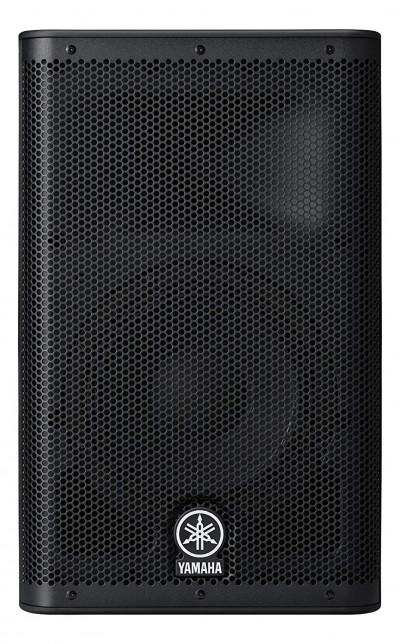 """Yamaha DXR10 1100W 10"""" Powered Speaker 10"""", with 700W 2-way Operation"""