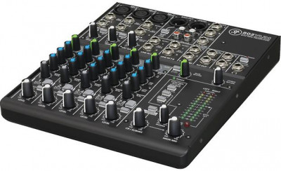 Mackie 802VLZ4 8ch Ultra Compact Mixer