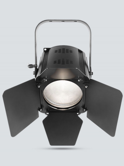 Chauvet DJ EVE F-50Z LED Fresnel DMX Warm White D-Fi Spot Lights+DJ Facade