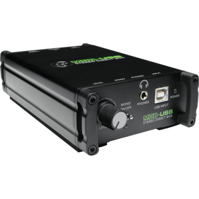 Mackie MDB-USB Stereo DAC Direct Box