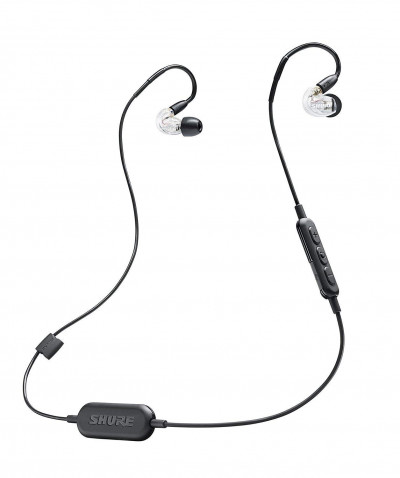 Shure SE215-CL-BT1 Wireless Sound Isolating Earphones w/bluetooth