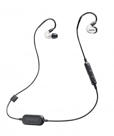 Shure SE215SPE-W-BT1 Wireless Sound Isolating Earphones with Bluetooth