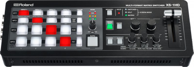 Roland XS-1HD 4x4 HD Multi-Format Matrix Switcher