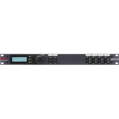 dbx ZonePROV 640 - 6-Input / 4-Out Digital Zone Processor with Front-Panel