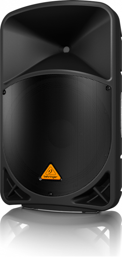"Behringer EUROLIVE B115MP3 Active 2-Way 1000-Watts 15"" Speaker with MP3 Player"
