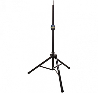 Ultimate Support TS-90B Aluminum Speaker Stand (Matte Black)