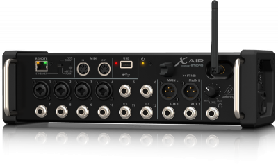 Behringer XR12 X AIR 12-Input StageBox/Rackmount Digital Mixer for iPad/Android