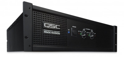 QSC RMX4050a 2000W Professional Low-Z Power Amplifier