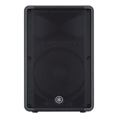 "Yamaha BR15 15"" 2-Way 400-Watts Speaker Cabinet"