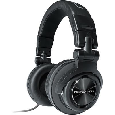 Denon DJ HP1100 Professional Folding DJ Headphones