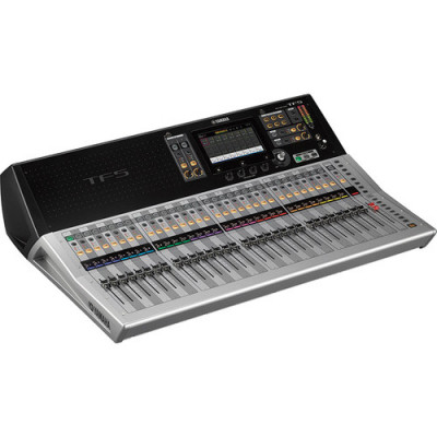 Yamaha TF5 32-channel 48-input Digital Mixer with 33 Motorized Faders