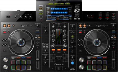 Pioneer DJ XDJ-RX2 Black All-in-one DJ system for rekordbox