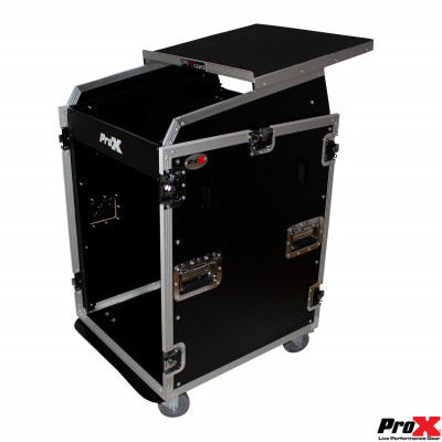 ProX T-16MRSS13ULT Mixer Combo Rack Case and Table