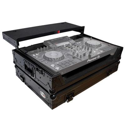 ProX XS-XDJRX2WLTBL Fits Pioneer XDJ-RX2/RX with Laptop Shelf and Wheels