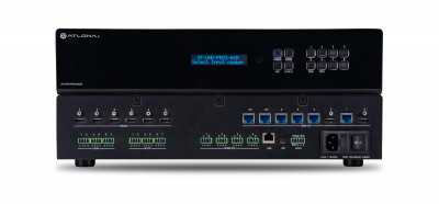 Atlona AT-UHD-PRO3-66M 4K/UHD 6×6 HDMI to HDBaseT Matrix Switcher