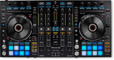 Pioneer DDJ-RX Professional 4-channelController for Rekordbox DJ