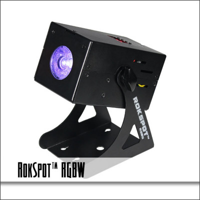 Open Box - Blizzard RockSpot RGBW