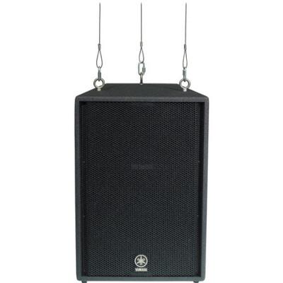 "Yamaha C115V 15"" 2-Way 500-Watts Speaker with Flyable Hardware"