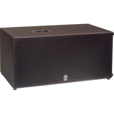 "Yamaha CW218V Dual 18"" 1220-Watts Club Concert Series Subwoofer"