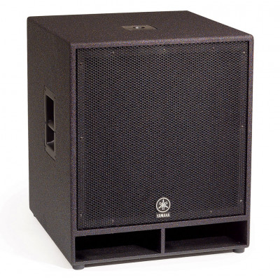 "Yamaha CW118V 18"" 600-Watts Club Concert Series Subwoofer"