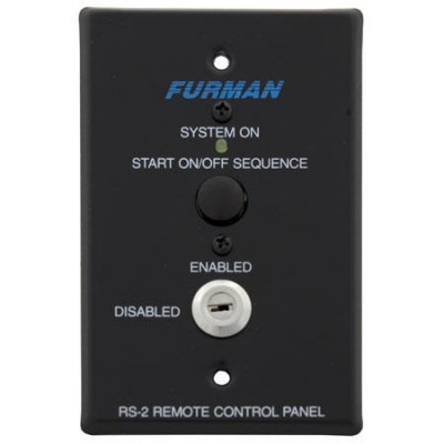 Furman Sound RS-2 Remote System Control Panel