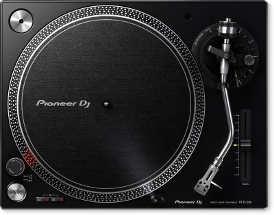 Pioneer PLX-500-K Direct-Drive Professional Turntable