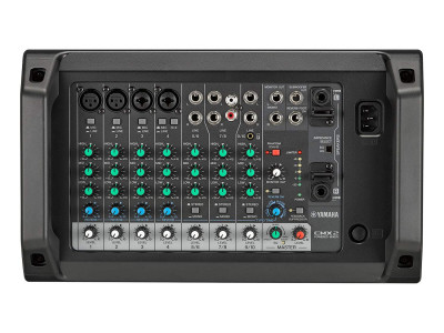 Yamaha EMX2 10-input Stereo Powered Mixer w/ DSP Effects