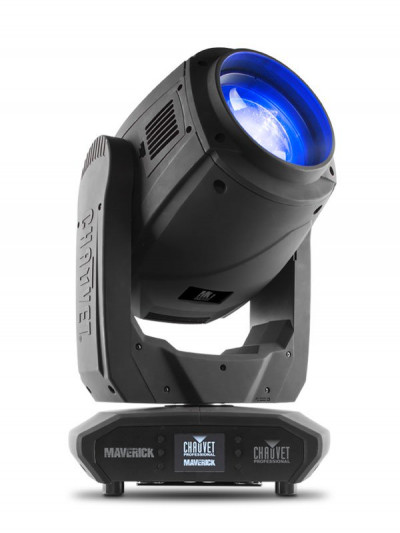 CHAUVET PROFESSIONAL Maverick MK1 Hybrid Light Fixture (Black)