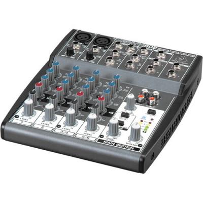 Behringer Xenyx 802 8 Ch Mixer