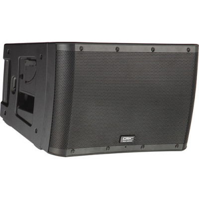 "QSC KLA12-BK 12"" 500-Watts 2-Way Powered Active Line Array Speaker (Black)"