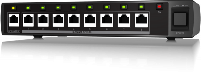 Behringer POWERPLAY P16-D 16-Channel Digital ULTRANET Distributor