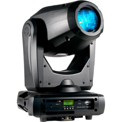 American DJ Focus Spot Three Z Black Moving Head