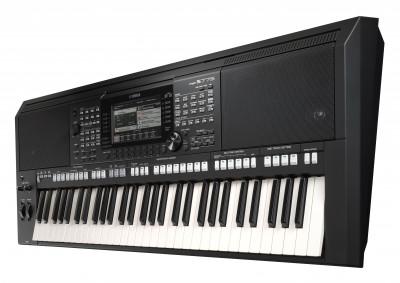 Yamaha PSRS775 Arranger 61-Key Keyboard Workstation