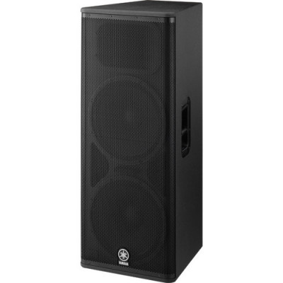 "Yamaha DSR215 Dual 15"" 1300-Watt Active 2-Way Loudspeaker"