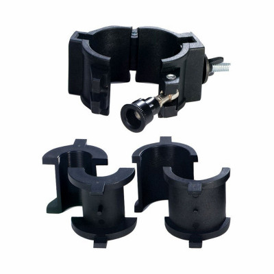 Chauvet CLP-10 Light Duty Adjustable O-Clamp with inserts