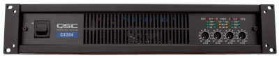 QSC CX204V 4-CH 70V Power Amplifier