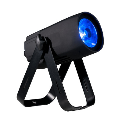 ADJ Saber Spot RGBW 15w Led Powered Spot with Dmx