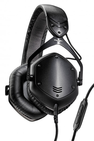 V-MODA Crossfade LP2 Vocal Limited Edition Over-Ear Noise-Isolating Headphones