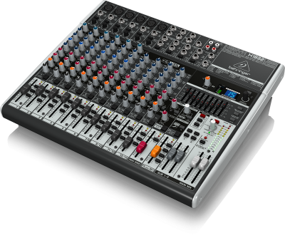 Behringer XENYX X1832USB 18-Input 3/2-Bus Mixer with USB and Effects