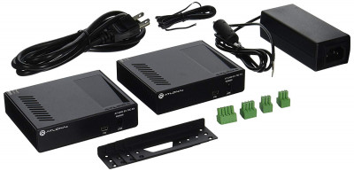 Atlona AT-UHD-EX-70C-KIT 4K/UHD 230' HDBaseT Tx/Rx with IR/Rs232 Control and Poe