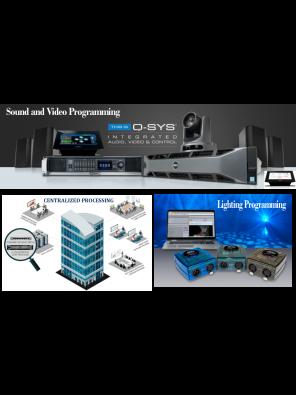 Sound - Lighting - Video Programming