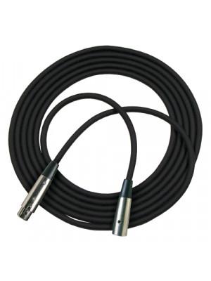 Rapco N1M1-6 6' N1M1 Series XLRF To XLRM Microphone Cable