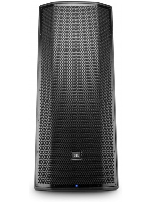 "JBL Pro PRX825W-Dual 15"" two-way Full-Range Main System with Wi-Fi, Black"