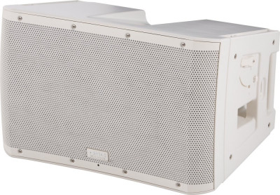 "QSC KLA12-WH 12"" 500-Watts 2-Way Powered Active Line Array Speaker (White)"