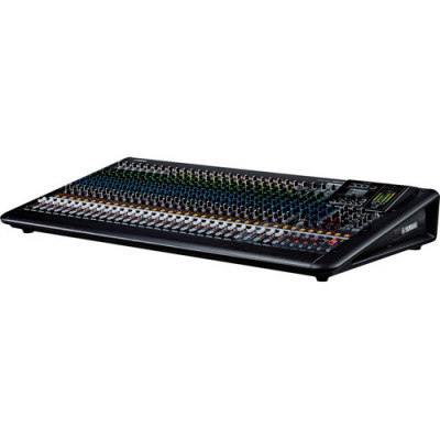 Yamaha MGP32X 32- Input Hybrid Digital/Analog Mixer with USB Rec/Play & Effects