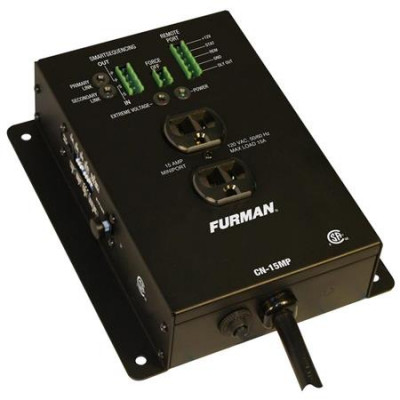 Furman Sound Contractor Series CN-15MP 15 Amp MiniPort