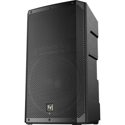 "Electro-Voice ELX200-15P-US 15"" 2-Way 1200W Powered Speaker (Black, Single)"