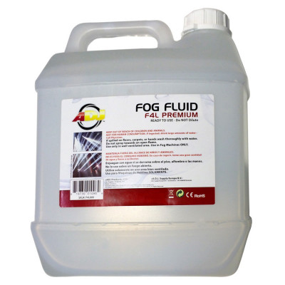 American DJ F4L Premium Fog Juice
