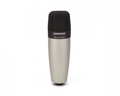 Samson C01 Pro USB Studio Condenser Microphone
